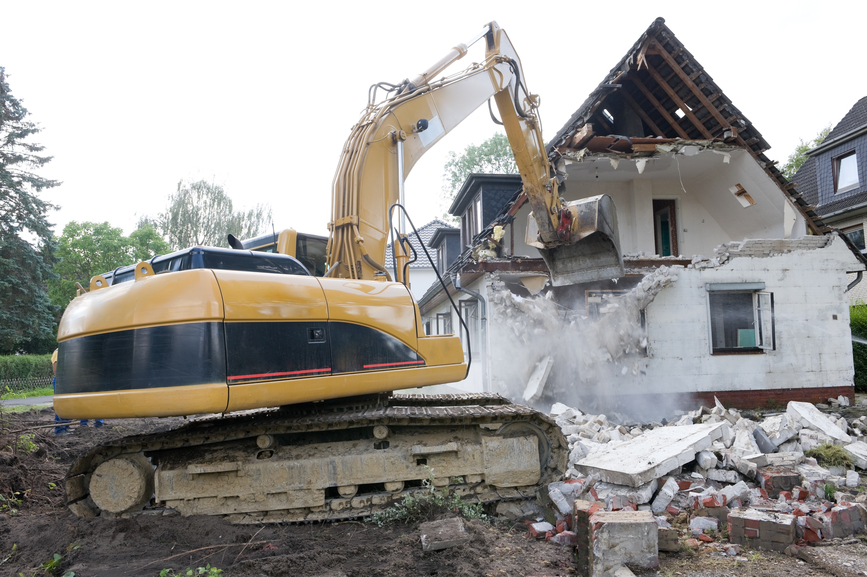 Home Insurance And Demolition Cost Wise Insurance Group